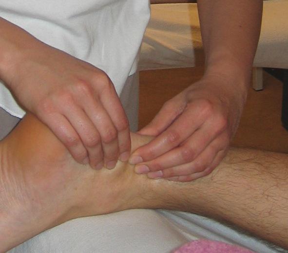 herhalingslessen massage,sportmassage