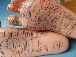 voetreflex, voor gevorderde,wellness